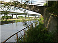 SK8055 : Fiddler's Elbow Bridge - 4  by Alan Murray-Rust