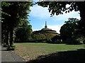 TR1457 : Canterbury - Dane John Mound by Rob Farrow