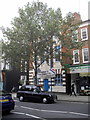 TQ2677 : Conservative Club, Kings Road, Chelsea by PAUL FARMER