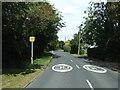 TL0763 : Pertenhall Road (B660) by JThomas
