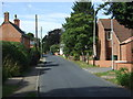 TL0362 : Gold Street, Riseley by JThomas
