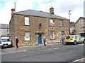 SK2168 : Police Station - Granby Road by Betty Longbottom