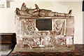 SK4100 : St James, Sutton Cheney - Tomb chest by John Salmon
