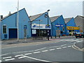 ST3259 : Former Moorland Laundry, Weston-super-Mare by John Grayson