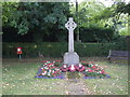 TL0558 : Thurleigh War Memorial by JThomas