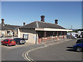 SO0561 : Llandrindod Wells Station by John Firth