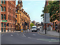 SJ8497 : Manchester, Whitworth Street/Fairfield Street by David Dixon