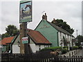 TL6807 : Horse  and Groom Pub, Roxwell Road by Julian P Guffogg