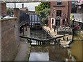SJ8397 : Rochdale Canal, Deansgate Lock#91 by David Dixon