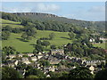 SK2381 : Hathersage view by Andrew Hill