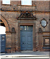 SK8054 : Northgate Brewery entrance  by Alan Murray-Rust