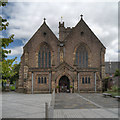 SO3014 : St Mary's Priory Church, Abergavenny by David Dixon