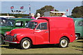 TQ5012 : Morris Minor van, Laughton Show by Oast House Archive