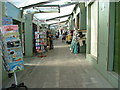 TG2208 : Retail units in Norwich Market by Dave Fergusson