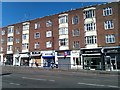 TQ2684 : Parade of shops in Finchley Road by David Martin