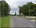 SK7346 : New road link, Coneygrey Spinney  by Alan Murray-Rust