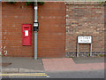 SK7039 : West End postbox (ref. NG13 98) - Bingham  by Alan Murray-Rust