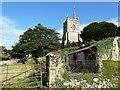 ST5360 : St Mary the Virgin, Nempnett Thrubwell: September 2012 by Basher Eyre