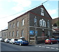 ST0292 : Former Saron chapel, Ynyshir by Jaggery