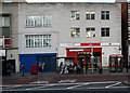 TQ3773 : Catford Post Office by Julian Osley