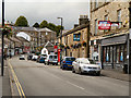 SJ9985 : New Mills, Market Street by David Dixon