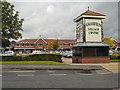 SJ8582 : Summerfield Village Centre, Finney Green by David Dixon