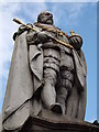 NJ9306 : King Edward VII Statue by Colin Smith
