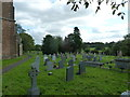 ST6258 : St Augustine of Hippo, Clutton: churchyard (A) by Basher Eyre