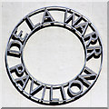 TQ7407 : De La Warr Pavilion sign by Oast House Archive