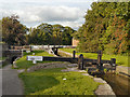 SJ9688 : Lock#13, Peak Forest Canal by David Dixon