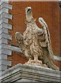 TQ1478 : Eagle at Osterley (2) by Stefan Czapski
