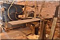 ST2428 : Hestercombe Mill - belt driven bandsaw : Week 38