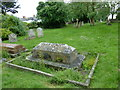 SU3146 : St Michael &amp; All Angels, Weyhill: churchyard (E) by Basher Eyre