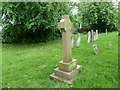 SU3146 : St Michael &amp; All Angels, Weyhill: churchyard (M) by Basher Eyre