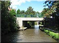 SP3492 : Coventry Canal: Bridge Number 22: Vernons Lane Bridge by Nigel Cox