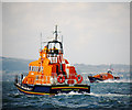 J5082 : Donaghadee and Portpatrick Lifeboats, Belfast Lough by Rossographer