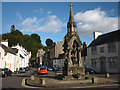 NO0242 : The Atholl Fountain in Dunkeld by Karl and Ali