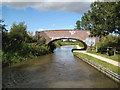 SP3688 : Coventry Canal: Bridge Number 16: Arbury Park Bridge by Nigel Cox