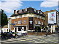 TQ2577 : The Prince of Wales, Earls Court by Robin Webster