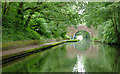 SP1283 : Grand Union Canal east of Acock's Green, Birmingham by Roger  Kidd