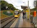 SD8700 : Metrolink Station, Newton Heath and Moston by David Dixon