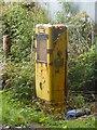 SJ1059 : Hen bwmp tanwydd / An old fuel pump : Week 39