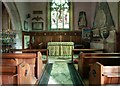 TQ5793 : St Peter, South Weald - South chapel by John Salmon
