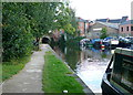 SK7080 : Below Retford Lock by Graham Horn