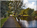 SJ8699 : Rochdale Canal, Lock#75 (Slater's Higher) by David Dixon