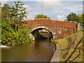 SJ8598 : Rochdale Canal, Royle Bridge by David Dixon