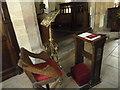 ST5258 : Inside St. Bartholomew, Ubley (IV) by Basher Eyre