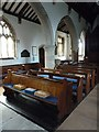 ST5656 : Inside St Mary, West Harptree (iii) by Basher Eyre