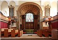 TQ3877 : St Alfege, Greenwich - Chancel by John Salmon