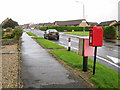NS5026 : Hamilton Avenue post box by Richard Dorrell